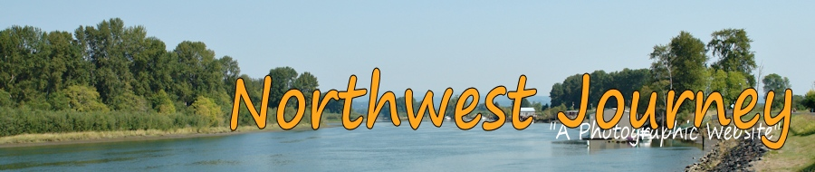 Northwest Journey banner